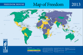 Freedom Map