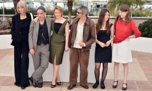 Holy Motors Cannes Film Festival
