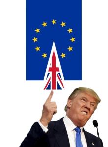 Trump Brexit Pooyaka
