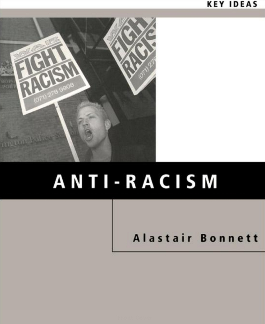 Anti Racism Alastair Bonnett